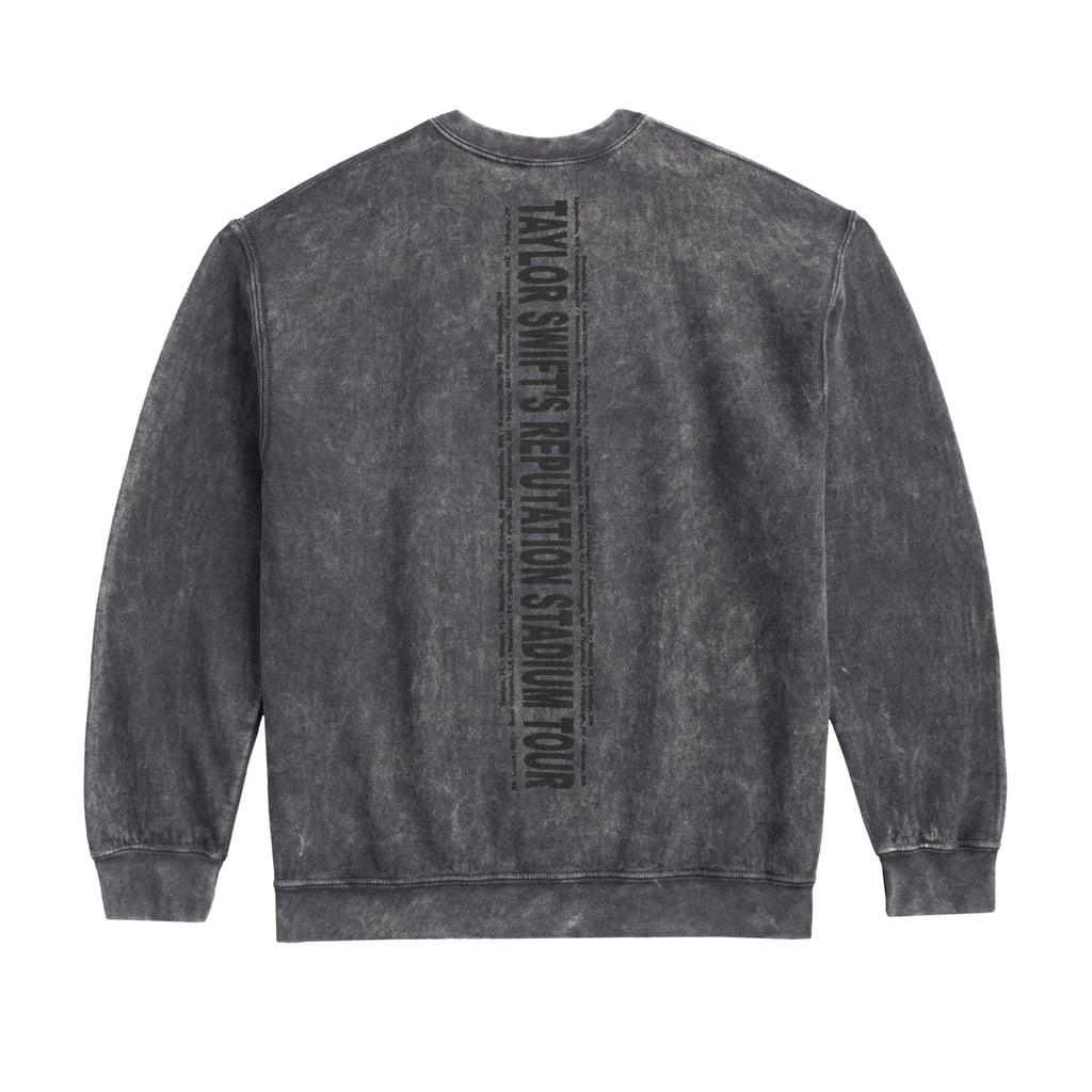 Stonewashed Tour Pullover | Taylor Swift Reputation Merchandise | POPSUGAR Fashion Photo 91024 x 1024