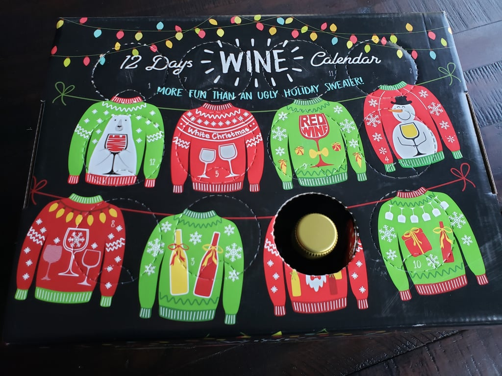 Sam's Club's Wine Advent Calendar Is Delightfully Affordable