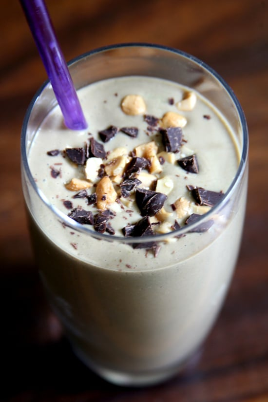 You Sip Post-Workout Smoothies