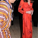 Kate Middleton at a Reception in Bhutan April 2016