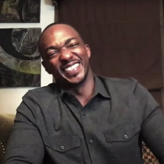 Watch Anthony Mackie Play Coy About Captain America | Video