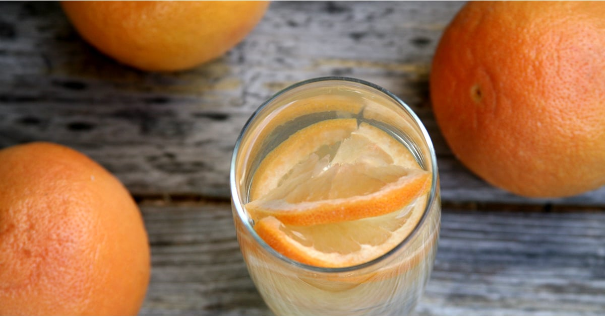 A Twist on Lemon Water That Can Help You Hit Your Weight-Loss Goals