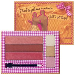 Tuesday Giveaway! Benefit Pink To Please A Woman…Gold To Get The Guy Palette