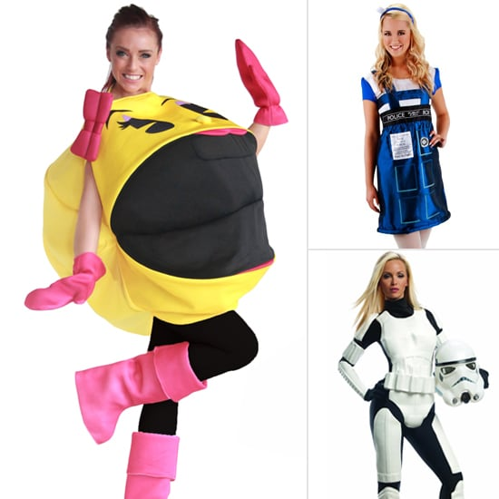Geeky Halloween Costumes to Buy Right Now