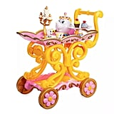 Beauty and the Beast 'Be Our Guest' Singing Tea Cart Play Set