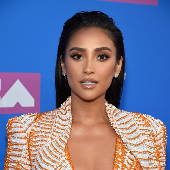 Shay Mitchell's Dress at the 2018 MTV VMAs