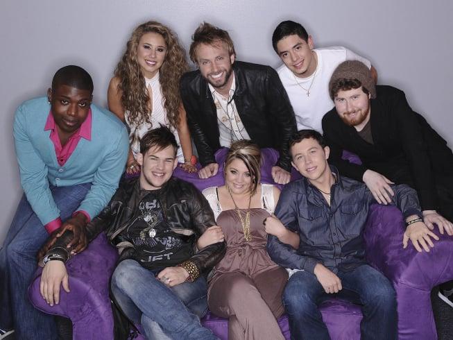 American Idol Top 8 Recap 2011-04-14 07:52:24