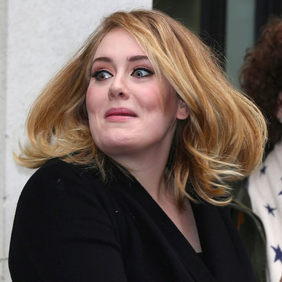 Adele Freaks Out Over Mosquito During Concert 2017