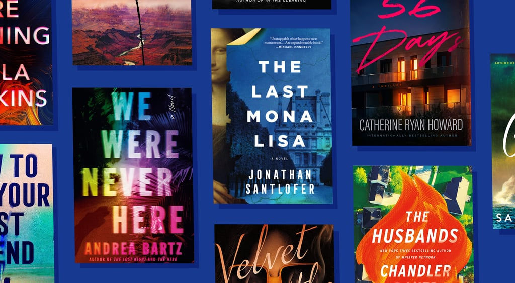 Best New Mystery and Thriller Books of August 2021