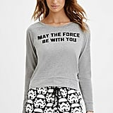 Forever 21 May The Force PJ Top ($13)