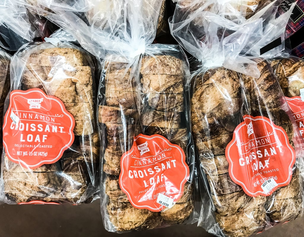 Trader Joe's Cinnamon Croissant Loaf ($6)