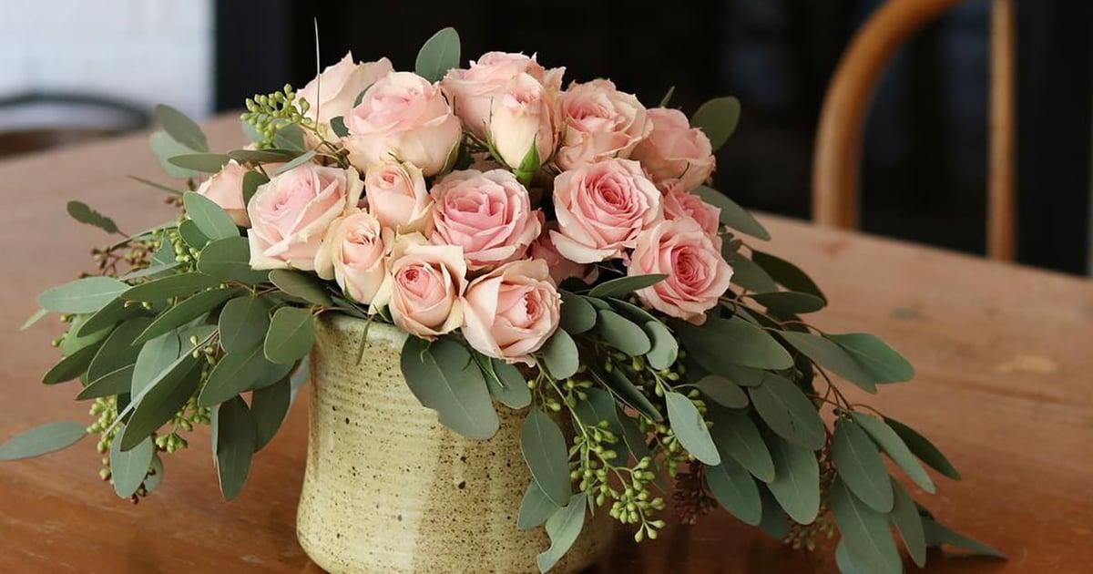 Valentines Day At Trader Rose >> Trader Joe S Flowers Popsugar Home