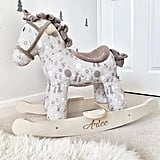 Biscuit & Skip Personalised Rocking Horse