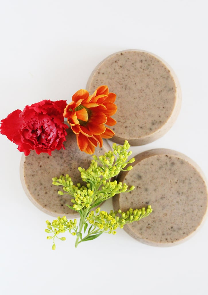 DIY Spiced Latte Hand Soap