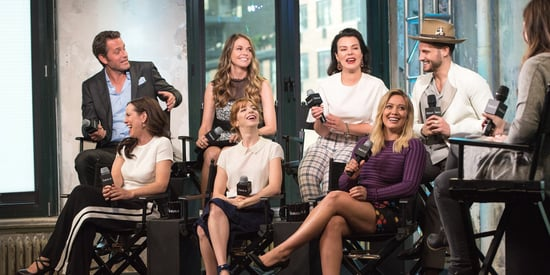 'Younger' Cast Reveals Their Go-To Karaoke Songs
