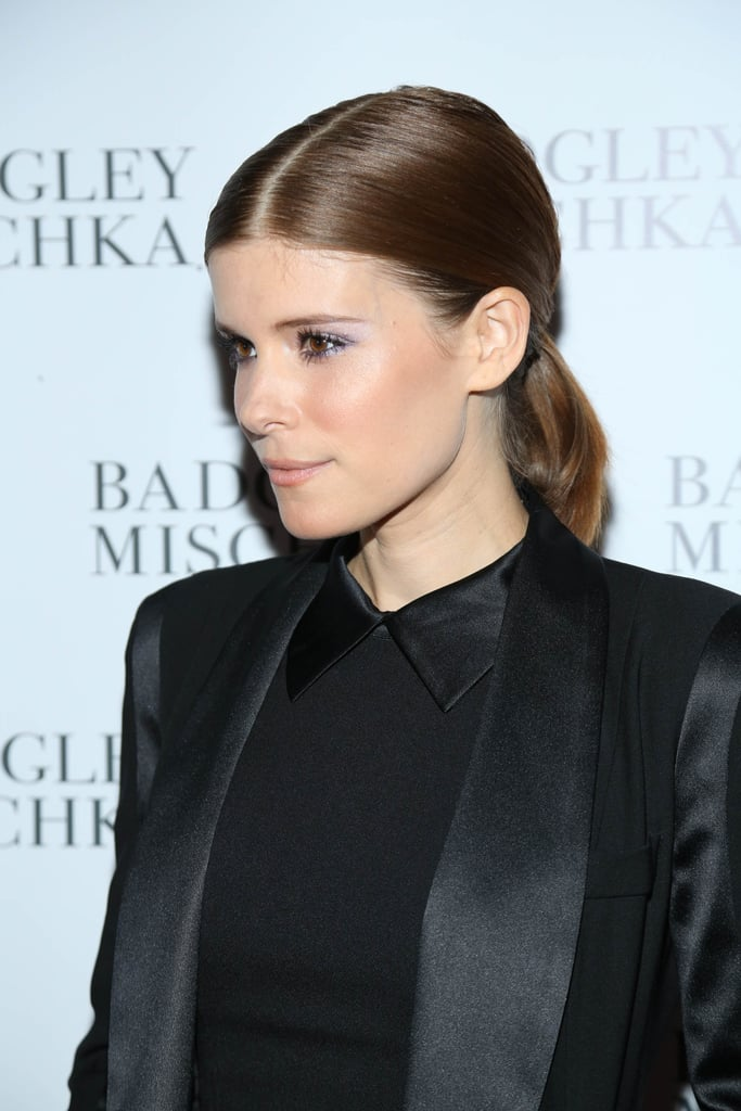 Beautiful celebrities kate mara hair beauty makeup for Badgley mischka store nyc
