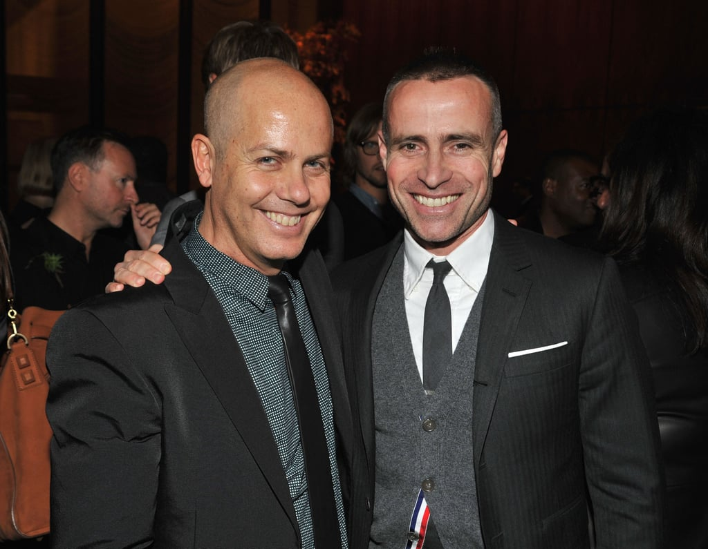 Italo Zucchelli and Thom Browne