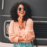 8 Styling Tips Everyone With Curly Hair Should Know