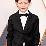 Jacob Tremblay at the Oscars 2016