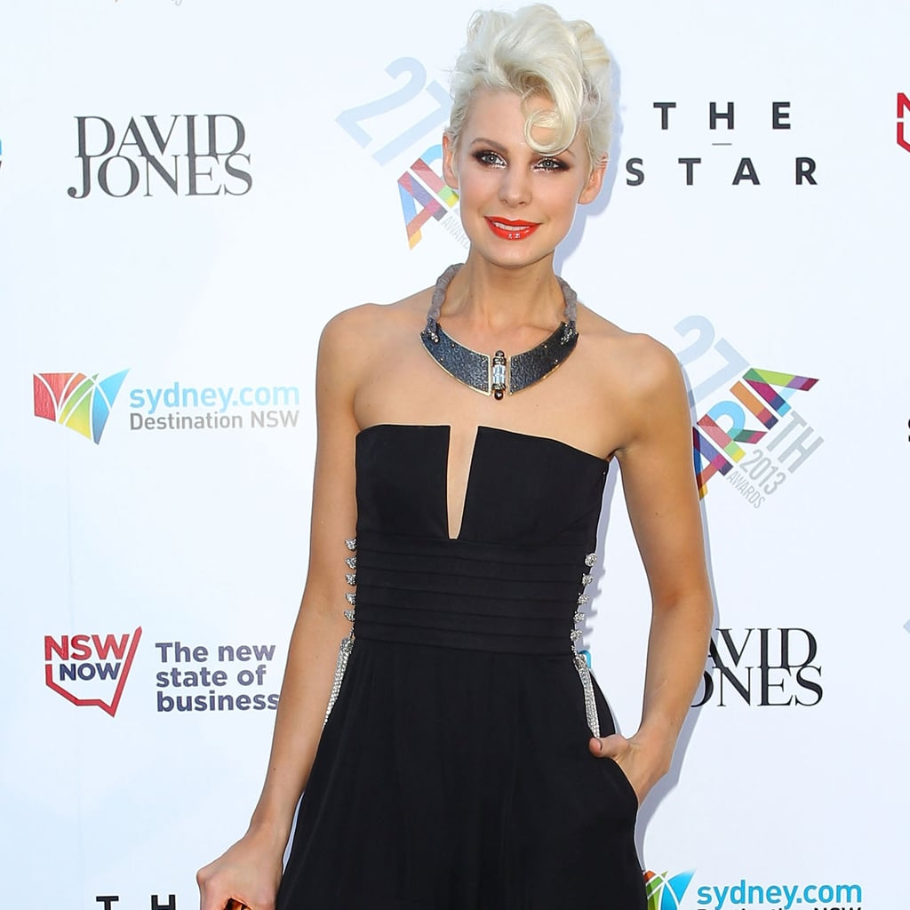 Kate Peck Red Carpet Pictures