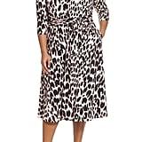 Leota Mahlia V-Neck Jersey Dress