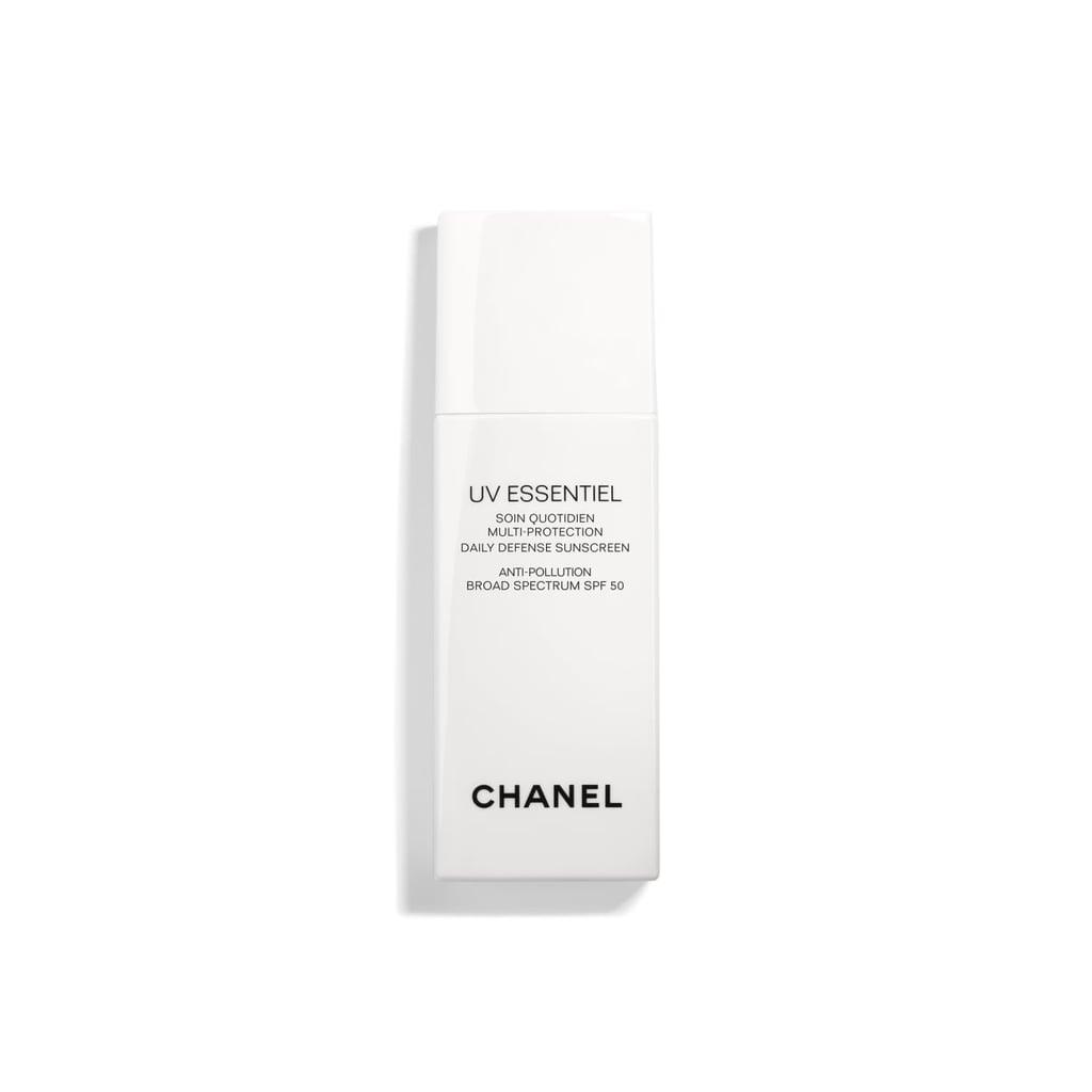 Chanel UV Essentiel Multi-Protection Daily Defense Sunscreen Anti-Pollution