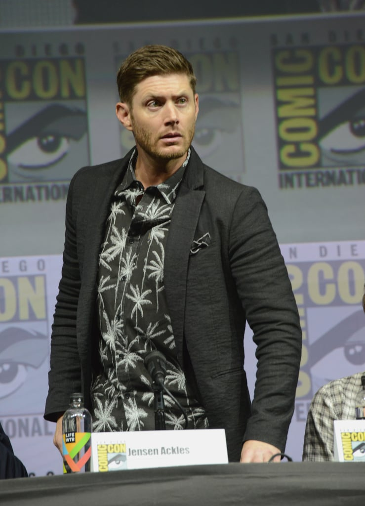 As Usual, Jared Padalecki and Jensen Ackles Made Our Hearts Flutter at Comic-Con