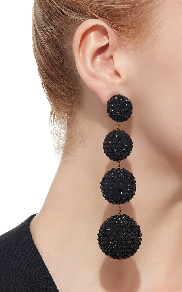 Rebecca De Ravenel Les Bonbons Twilight Earrings ($895)
