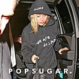 Miley Cyrus We Are Fucked Sweatshirt
