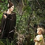 Angelina Jolie's Maleficent Makeup Transformation Video
