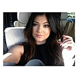 Kylie Went From Looking Like a Mini Kim in January . . .
