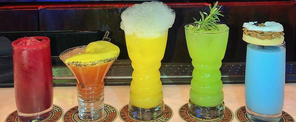 Alcoholic Beverages at Star Wars Galaxy's Edge Disneyland