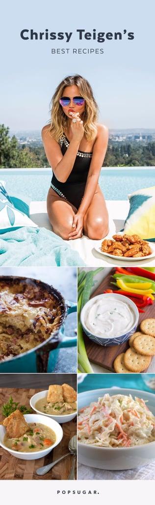 Chrissy Teigen's Best Recipes