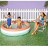 Neon Palm Kiddie Pool