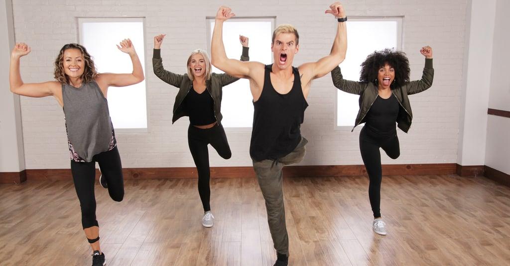 The Fitness Marshall 3-Minute Dance Cardio