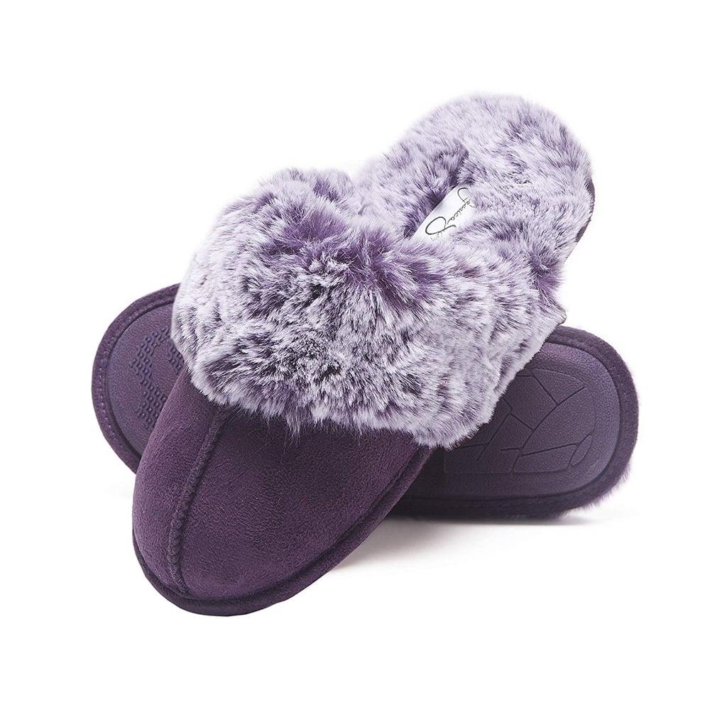 Jessica Simpson Memory Foam Slippers on