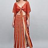 Zara Multicolor Set With Metallic Thread