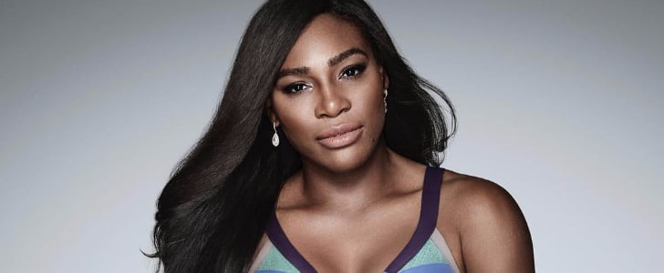 Serena Williams Wearing Berlei Sports Bra on Instagram