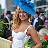 Kimberley Garner on Ladies Day