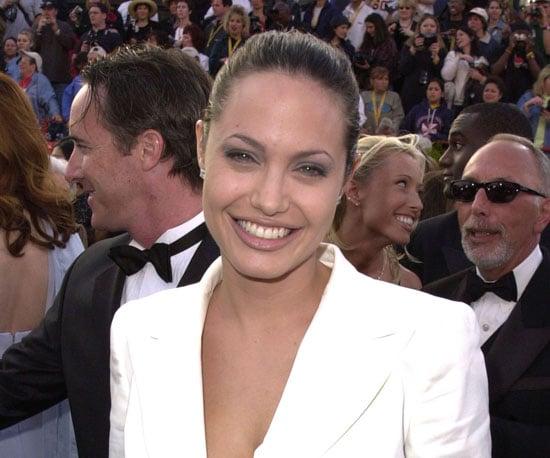Angelina Jolie, 2001