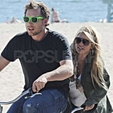 Pictures of Jessica Simpson and Eric Johnson