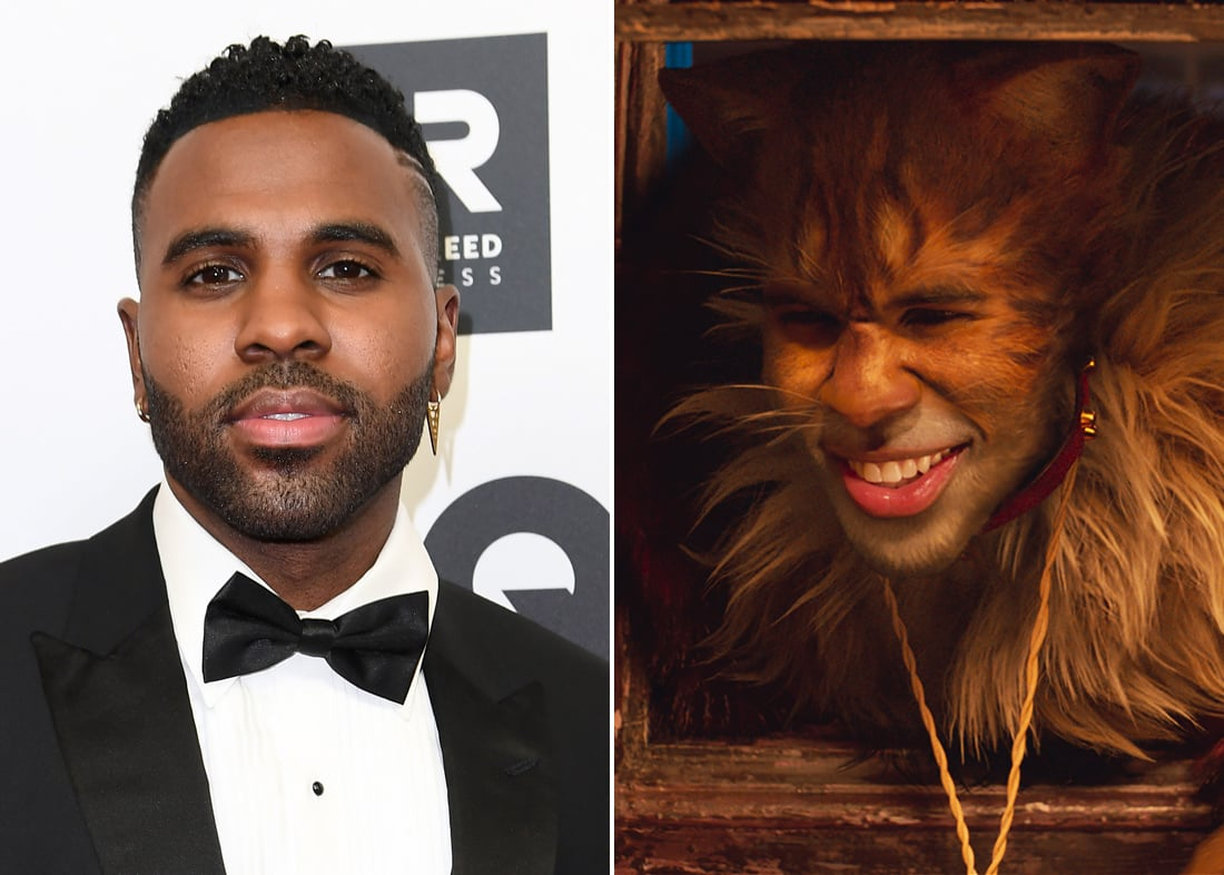 Jason Derulo as Rum Tum Tugger