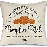 Pumpkin Patch Fall Pillow Cover