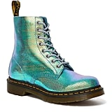 Dr. Martens 1460 Pascal in Blue Iridescent