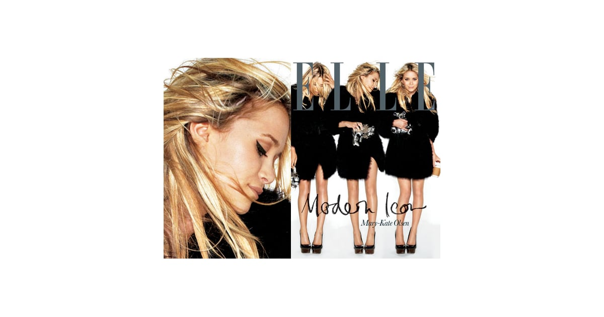 Photos Of Mary-Kate Olsen On The September Cover Of Elle ...