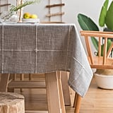 ColorBird Embroidered Tablecloth