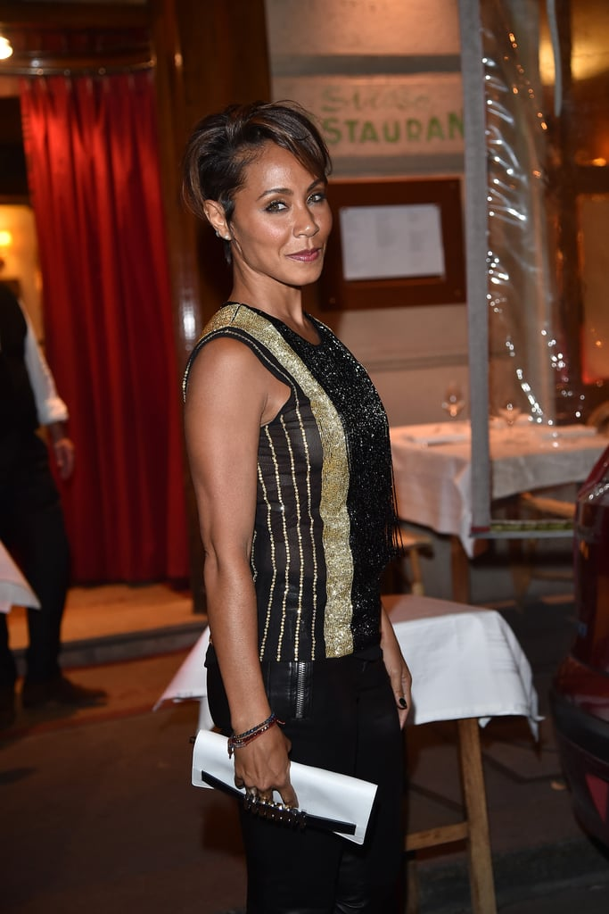 547c1ce388 Celebrities at Paris Fashion Week 2015