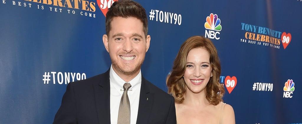 Michael Buble and Luisana Lopilato Expecting Third Child