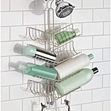 iDesign Verona Metal Hanging Bathroom Shower Caddy