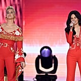 Pictured: Katy Perry and Kacey Musgraves
